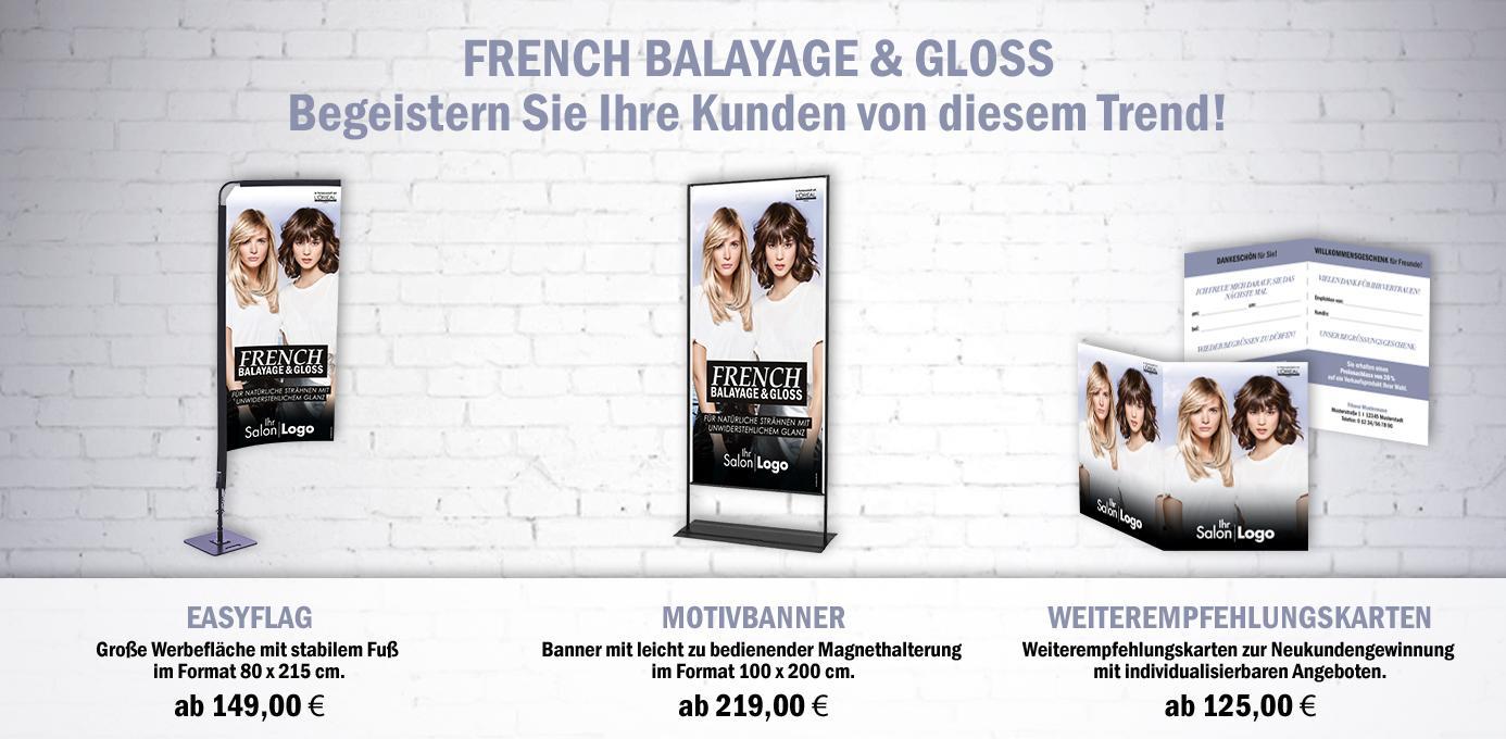 French Balayage Gloss